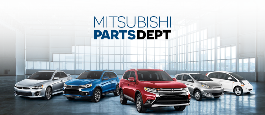 mitsubishi parts dept slider